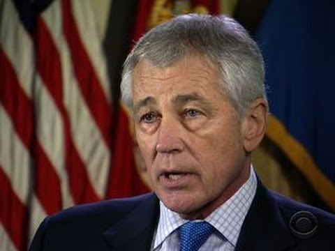 "Defense Secretary Hagel's mission to connect with long-lost ""brother"""