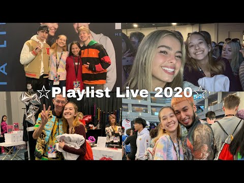 ☆Playlist Live 2020!!☆ MEETING SAM AND COLBY, ADDISON EASTERLING, AVANI, CHASE HUDSON | Christina Le