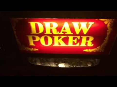 Igt draw poker machine