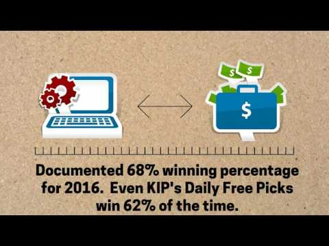 KIP Sports Betting Algorithm