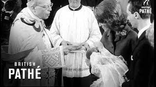 Prince Carlos Baptism (1970)