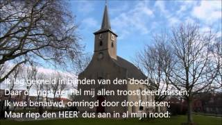Psalm 116 - Nieuw Beijerland