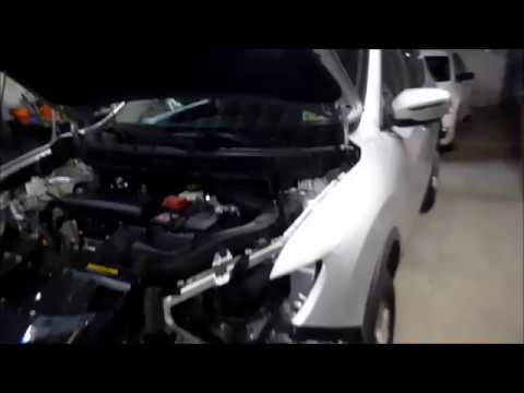nissa rogue fuse box and obd2 hook up locations - youtube 2014 nissan rogue fuse box location  youtube