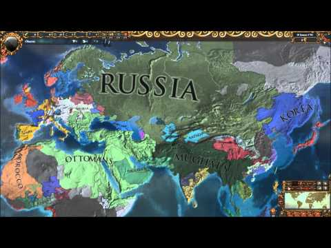 EU4: Starting With The Eighty Years War 1579-1821