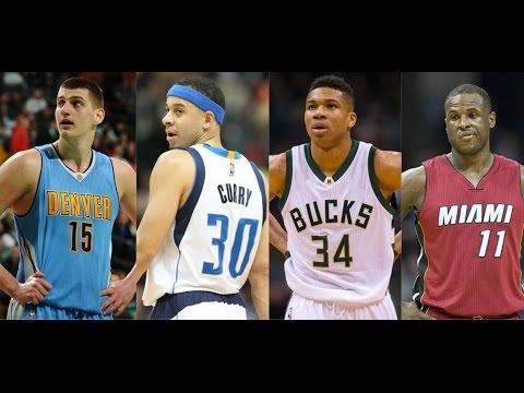 The Most Improved Players in the 2017 NBA Season