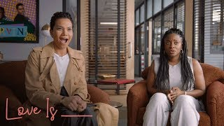 A Conflict at Work Tests Angela and Nuri's Friendship | Love Is___ | Oprah Winfrey Network