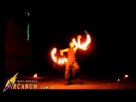 Танец «Веер вейл» - YouTube