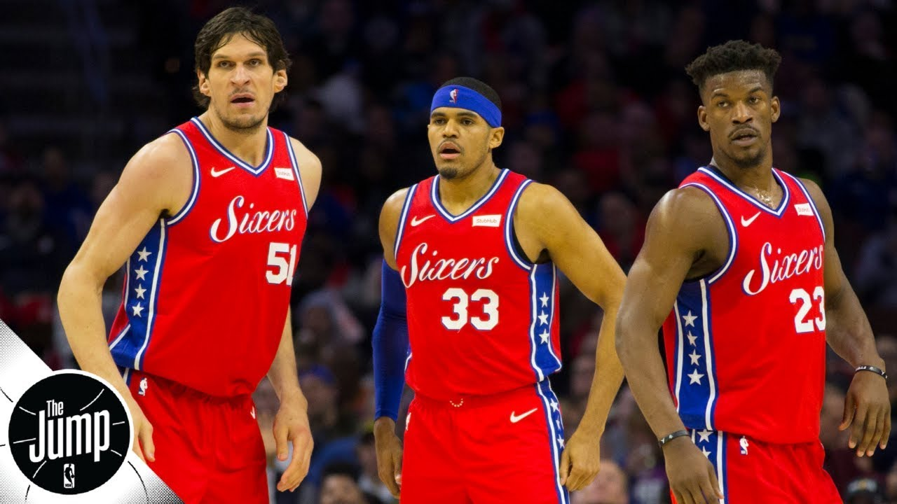 76ers 'still trying to figure it out' with Jimmy Butler & Tobias Harris - Tracy McGrad