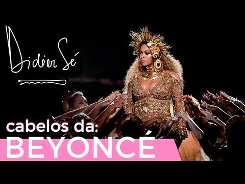 Os Cabelos da: Beyoncé