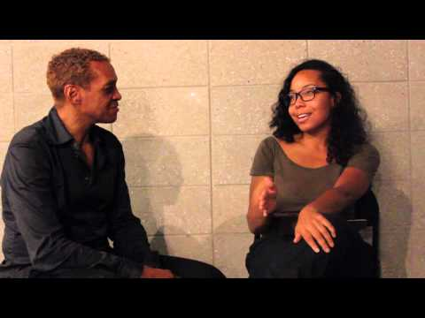 Conversation with Sidra Bell May 12, 2014