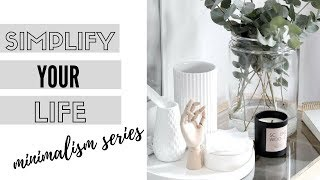 Declutter These Things From Your Life Now | Minimalism & Organization