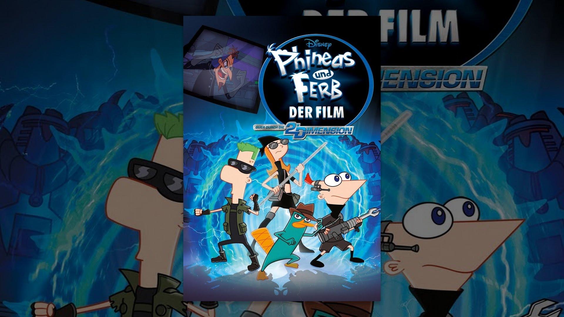 Phineas Und Ferb Der Film