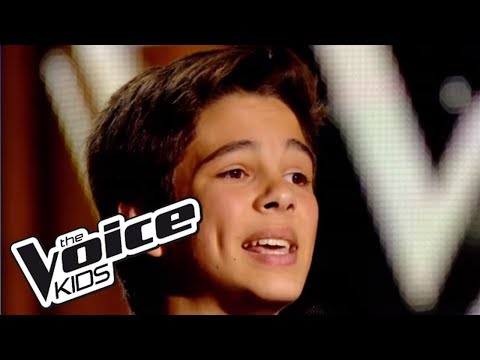 The Voice Kids 2014 | Paul - The A Team (Ed Sheeran) | Blind Audition