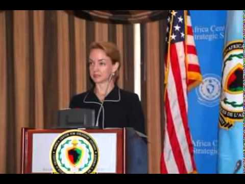 Amanda Selim Belmaachi   Deputy Assistant Secretary of Defense for African Affairs