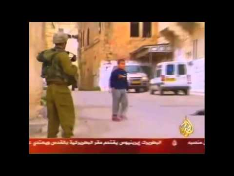 How Israeli Soldiers Treat Palestinian Women and Children! Part 2)