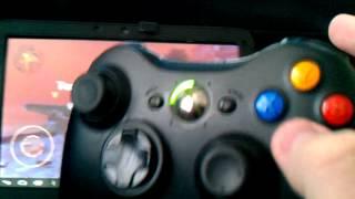 USB / BT عصا التحكم [دروس فيديو]