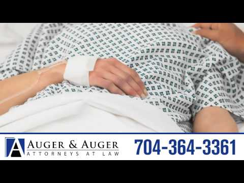 High Shoals Personal Injury Lawyer - Call 704-323-5146 - Auger & Auger