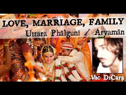 Vedic Stars of Marriage and Family: Uttara Phalguni Nakshatra