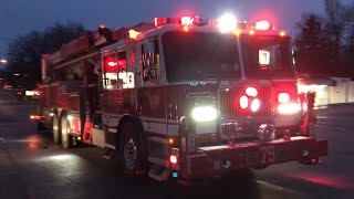Wyomissing Fire Department Tower 79 & West Reading Fire Depart…
