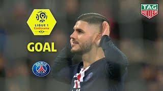 Goal Mauro ICARDI (84') / Paris Saint-Germain - Amiens SC (4-1) (PARIS-ASC) / 2019-20