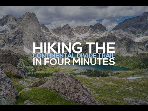 These guys hiked 3,100 miles and filmed a single second every day