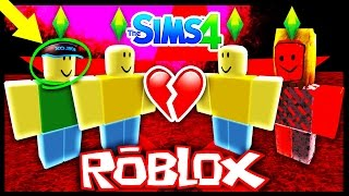 Die Sims 4: Roblox! Ep. 1 | JOHN DOE KILLS GREG AM 24. MÄRZ! 😱
