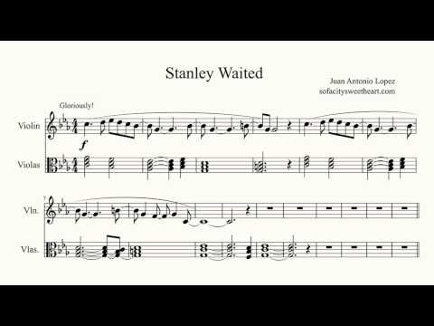 Sofa City Sweetheart - Stanley Waited (String Score)