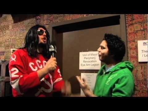 Metal Misha vs. Misha Mansoor of PERIPHERY