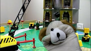 Excite Dog and the Wrecking Ball (Toy Wrecking Ball from Smartlab Toys)