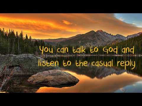 Rocky Mountain High Lyrics-John Denver