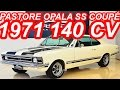 PASTORE Chevrolet Opala SS Coupé 1971 aro 14 MT4 RWD 4.1 140 cv 29 mkgf