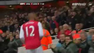 Download Arsenal Vs Leeds 1-0 Thierry Henry Goal (English Commentary)
