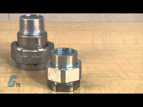 Crouse Hinds Union Fittings - UNF, UNY, UNL