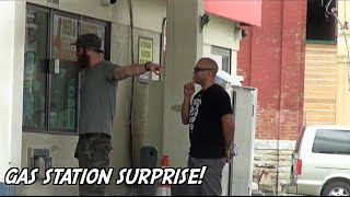 BUYING GAS PRANK!! GOOD DEEDS