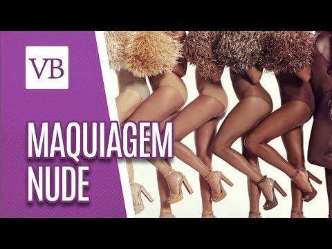 Especial Maquiagem Nude - Você Bonita (12/07/18)
