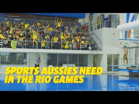 Sports Aussies Need In The Rio Games