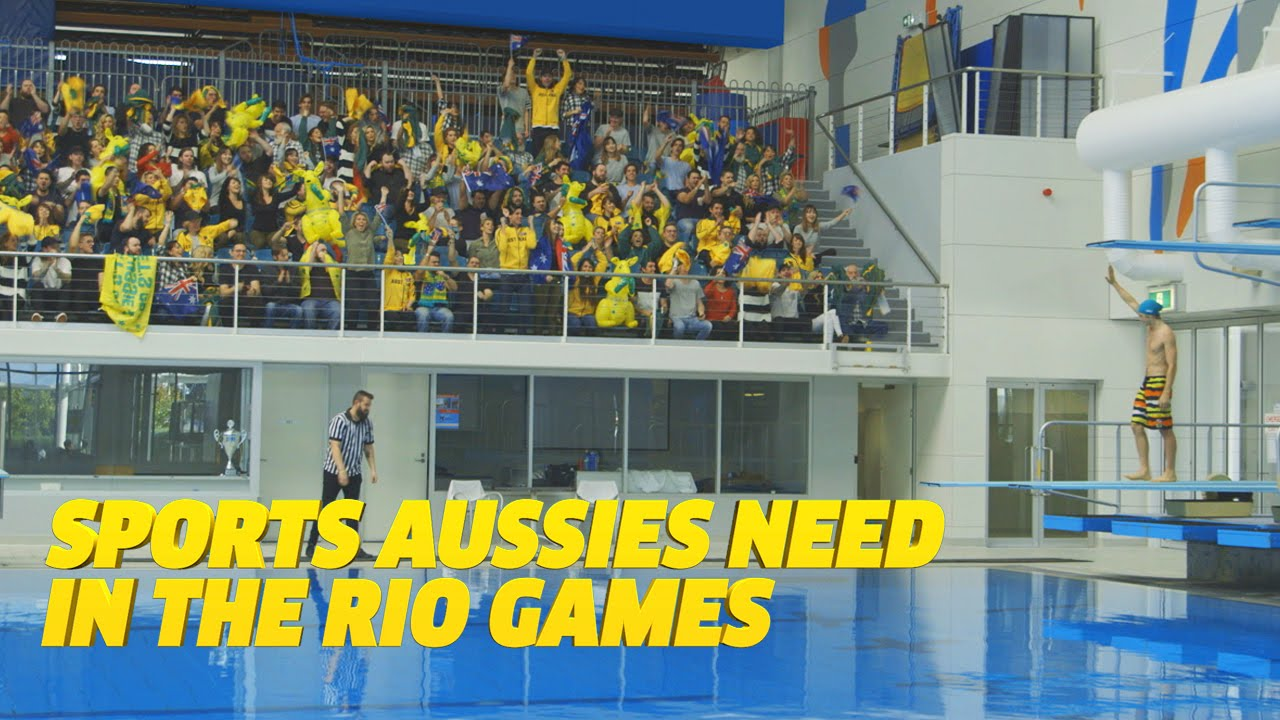 sports aussies need in the rio games youtube