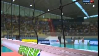 Barueri x Molico/Nestlé - Superliga Feminina 2013/2014