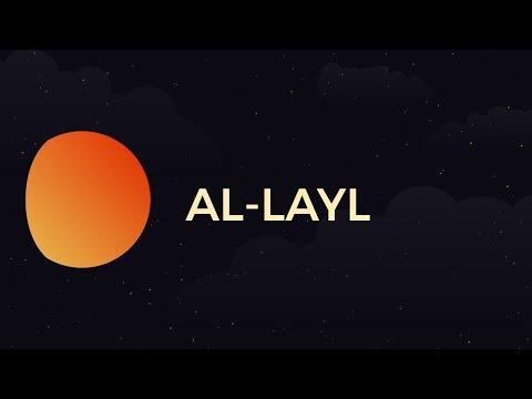 Surah Al-Layl - Day 17 - Ramadan with the Quran