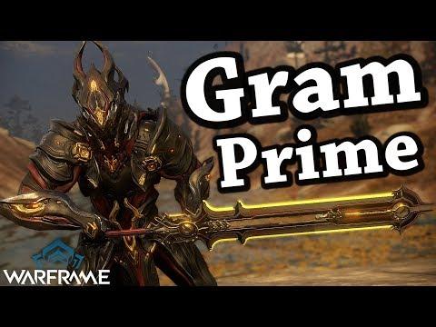 Warframe | Gram Prime