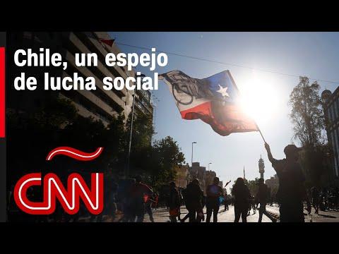 Chile, un espejo de lucha social