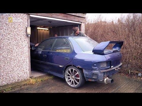 I maghi del garage - Subaru Impreza