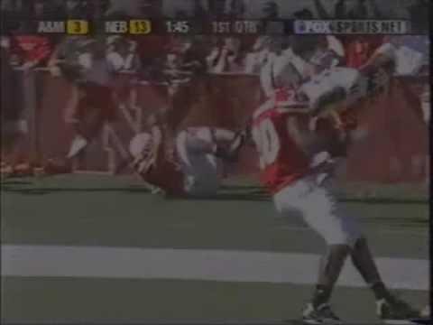 2003 Nebraska Cornhuskers Highlights- FSN College Football