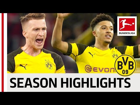 Borussia Dortmund Season Highlights 2018/19