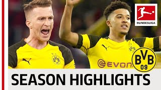 Borussia Dortmund Season Highlights 2018/19