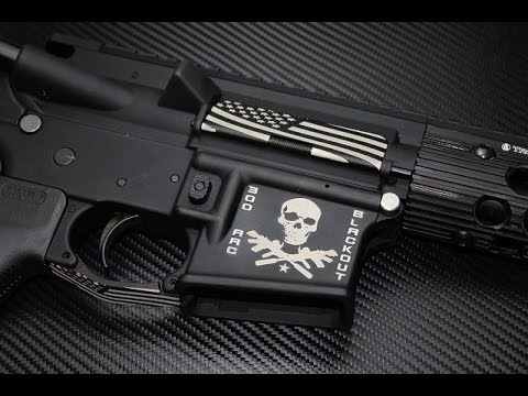 How To Pick Graphics For Custom Laser Engraved Gun Parts