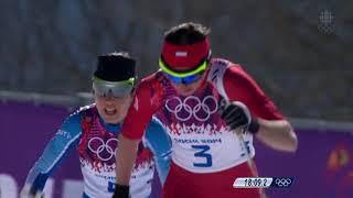 OS Sotji 2014 - 15 km skiathlon, damer