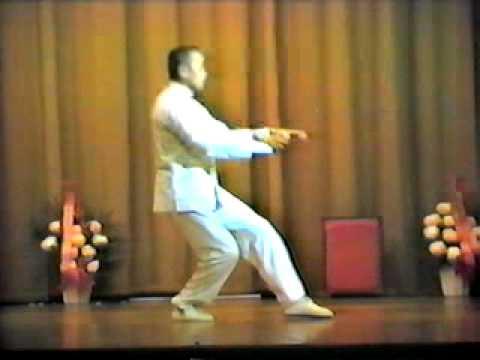 Master Yun Chung Chiang: crane style