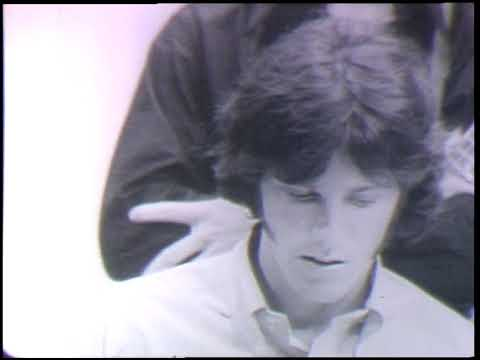 American Bandstand 1967- Interview The Doors