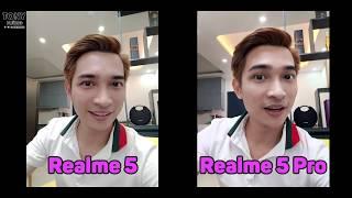 Cùng nhà Realme, nên chọn Realme 5 hay thêm tiền lên Realme 5 Pro?